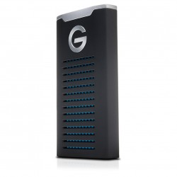 G-Technology - G-DRIVE mobile 500 GB Negro, Plata
