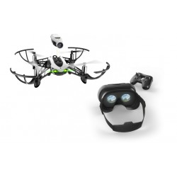 Parrot - Mambo FPV 4rotores Cuadricóptero 1280 x 720Pixeles 660mAh Negro, Blanco dron con cámara