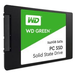 """Western Digital - Green 2.5"""" 240 GB Serial ATA III SLC"""
