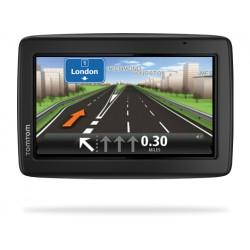 "TomTom - Start 25 Western Europe Portátil/Fijo 5"" LCD Pantalla táctil 216g Negro navegador"