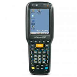 "Datalogic - Skorpio X4 ordenador móvil industrial 8,13 cm (3.2"") 240 x 320 Pixeles Pantalla táctil 388 g Negro - 942550014"
