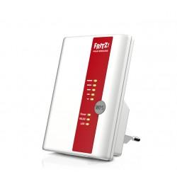 AVM - FRITZ!WLAN Repeater 450E International 450 Mbit/s Rojo, Blanco