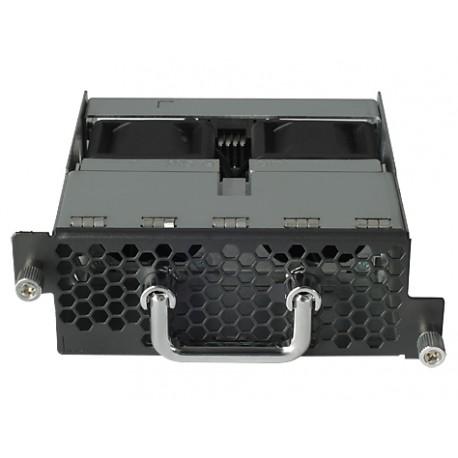 Hewlett Packard Enterprise - X712 Back (power side) to Front (port side) Airflow High Volume Fan Tray