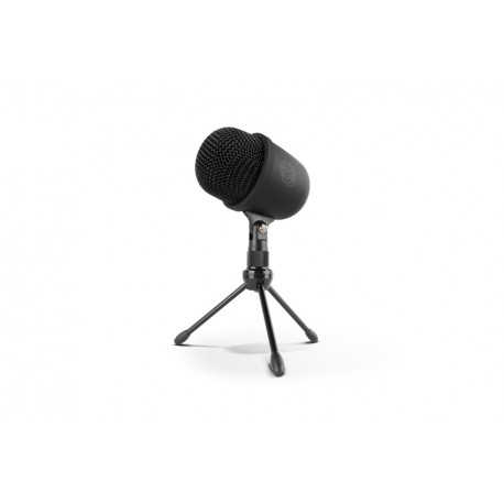Krom - Kimu Pro PC microphone Alámbrico Negro