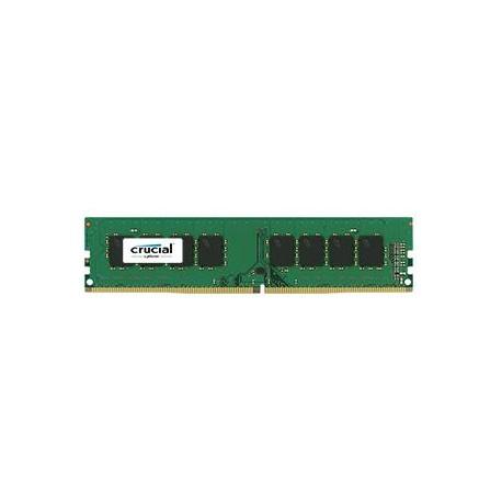 Crucial - 8GB DDR4 8GB DDR4 2400MHz módulo de memoria - 22228890