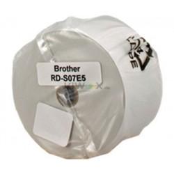 Brother - RD-S07E5 papel térmico 86 m