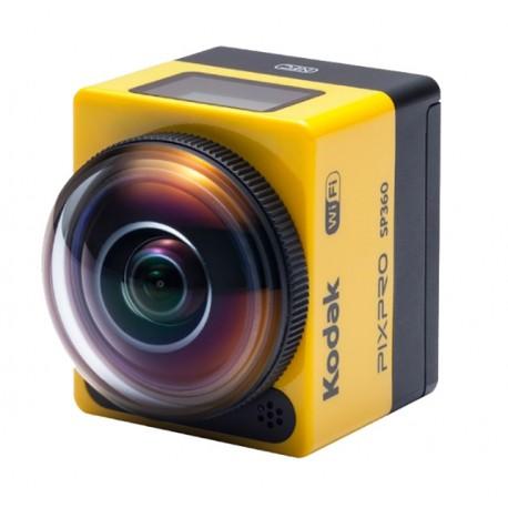 """Kodak - PixPro SP360 Explorer Pack 17.52MP Full HD 1/2.33"""" CMOS Wifi 103g cámara para deporte de acción"""