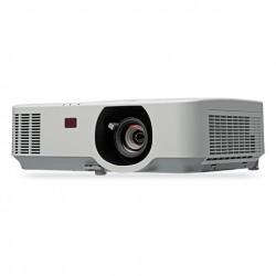 NEC - NP-P554W videoproyector 5500 lúmenes ANSI LCD WXGA (1280x800) Proyector para escritorio Blanco