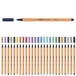 Stabilo - Point 88 Azul pluma estiligráfica