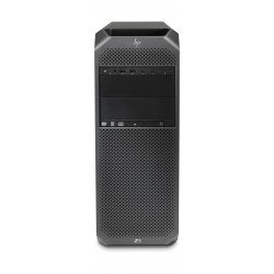 HP - Z6 G4 Intel® Xeon® 3104 16 GB DDR4-SDRAM 256 GB SSD Tower Negro Puesto de trabajo Windows 10 Pro for Workstations