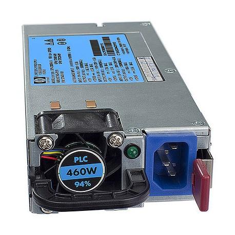 Hewlett Packard Enterprise - 503296-B21 460W unidad de fuente de alimentación