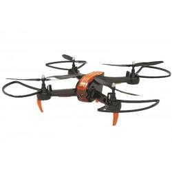 Denver - DCW-360 4rotores 0.3MP 640 x 480Pixeles 1000mAh Negro, Naranja dron con cámara