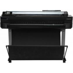 HP - T520 impresora de gran formato Color 2400 x 1200 DPI Inyección de tinta térmica A0 (841 x 1189 mm) Ethernet Wi