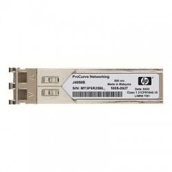 Hewlett Packard Enterprise - X120 1G SFP LC SX red modulo transceptor 1000 Mbit/s