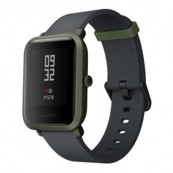 Xiaomi - SMARTWATCH XIAOMI AMAZFIT BIP VERDE SENSOR CARDIACO/GPS/1.