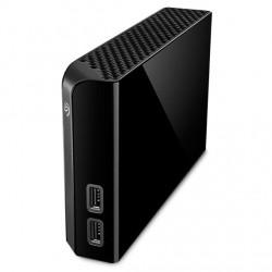 Seagate - Backup Plus Hub disco duro externo 6000 GB Negro