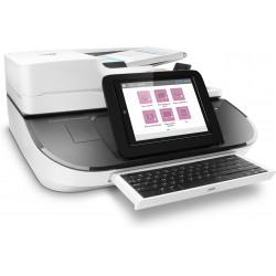 HP - Estación de trabajo para captura de documentos Digital Sender Flow 8500 fn2