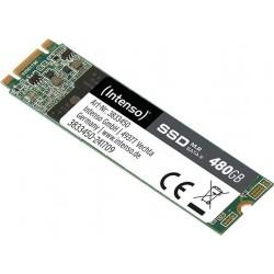 Intenso - 3833450 unidad de estado sólido M.2 480 GB Serial ATA III