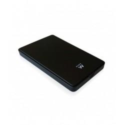 """Ewent - EW7030 Disco duro portátil 2.5"""" Negro caja para disco duro externo"""
