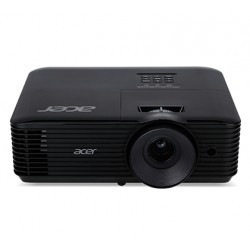 Acer - Essential X118 videoproyector 3600 lúmenes ANSI DLP SVGA (800x600) Ceiling-mounted projector Negro