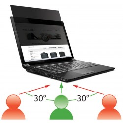 """Mobilis - 016225 filtro para monitor Filtro de privacidad para pantallas sin marco 31,8 cm (12.5"""")"""