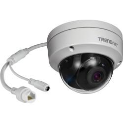 Trendnet - TV-IP317PI cámara de vigilancia Cámara de seguridad IP Interior y exterior Almohadilla Negro, Plata 2944 x 1656 Pixel