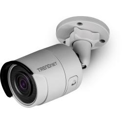 Trendnet - TV-IP318PI cámara de vigilancia IP security camera Indoor & outdoor Bullet White 3840 x 2160 pixels