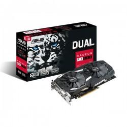 ASUS - DUAL-RX580-8G Radeon RX 580 8 GB GDDR5