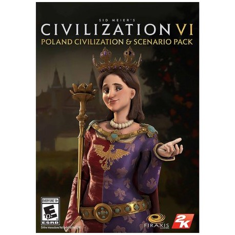2K - Sid Meier's Civilization VI Poland Civilization & Scenario Pack Linux/Mac/PC