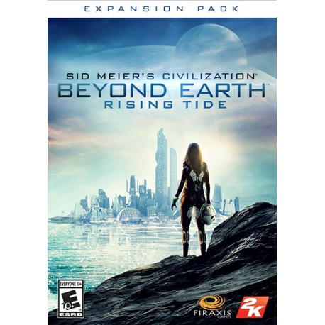 2K - Sid Meier's Civilization: Beyond Earth - Rising Tide PC