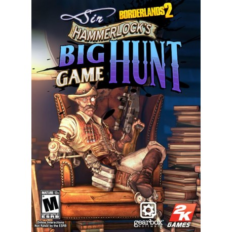 2K - Borderlands 2: Sir Hammerlocks Big Game Hunt PC
