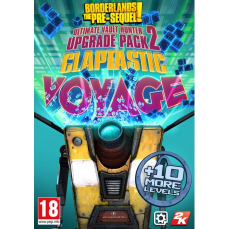 2K - Borderlands The Pre-Sequel: Claptastic Voyage and Ultimate Vault Hunter Upgrade Pack 2 Linux/Mac/PC