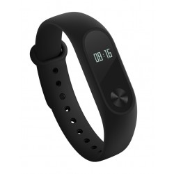 "Xiaomi - Mi Band 2 Wristband activity tracker Negro IP67 OLED 1,07 cm (0.42"") Inalámbrico"