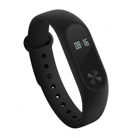 "Xiaomi - Mi Band 2 Wristband activity tracker 0.42"" OLED Inalámbrico IP67 Negro - 22005779"