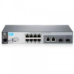 Aruba, a Hewlett Packard Enterprise company - 2530-8G Gestionado L2 Gigabit Ethernet (10/100/1000) Gris 1U