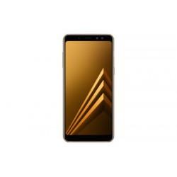 Samsung - Galaxy A8 (2018) SM-A530F SIM doble 4G 32GB Oro