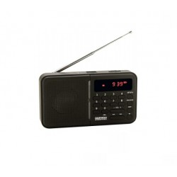 Daewoo - DRP-122B Personal Digital Negro radio