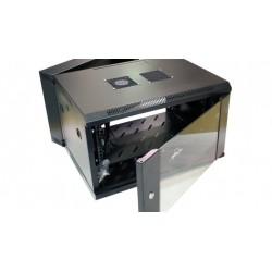 Monolyth - WM3306 Rack o bastidor independiente 6U Negro estante