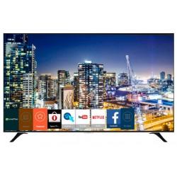 """Hitachi - 75HL17W64 75"""" 4K Ultra HD 350cd / m² Smart TV Negro, Cromo A+ 24W televisión para el sector hotelero"""