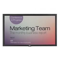 "LG - 22SM3B pantalla de señalización 54,6 cm (21.5"") LCD Full HD Digital signage flat panel Negro Wifi"