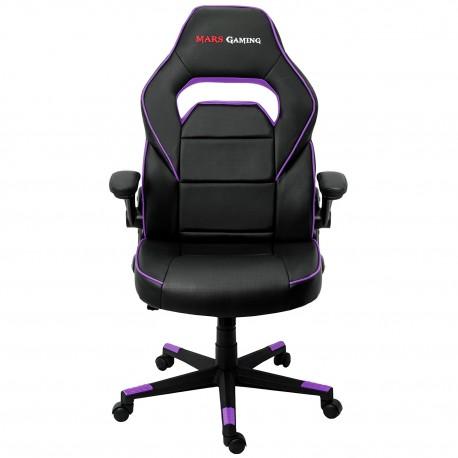 Mars Gaming - MGC117 Asiento acolchado Respaldo acolchado silla de oficina  y de ordenador - 22143640 - Zbitt Bilbao