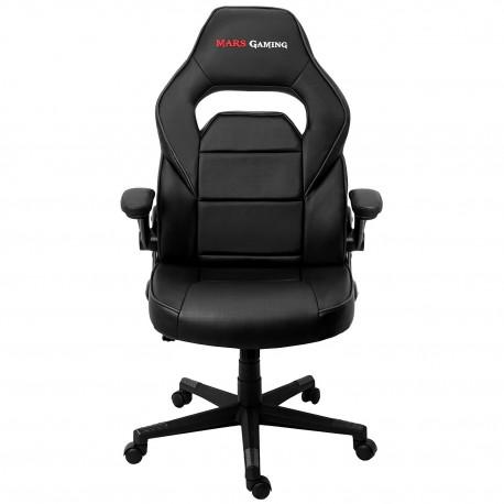 Mars Gaming - MGC117 Asiento acolchado Respaldo acolchado silla de oficina y de ordenador - 22143607