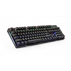 Mars Gaming - MK4B teclado USB Negro