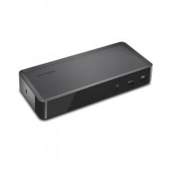 Kensington - Replicador USB-C y USB-A 2K de 5 Gbps doble SD4700P - 60W PD-DP y HDMI - Windows/Mac