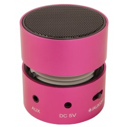 Urban Factory - Mini Speaker Mono portable speaker 3W Rosa
