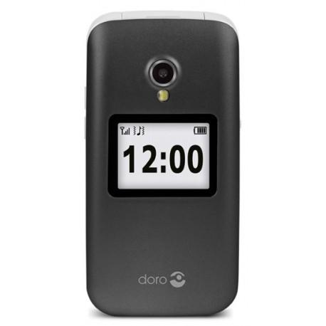 "Doro - 2424 2.4"" 92g Gris Teléfono para personas mayores"