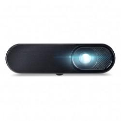 Acer - C200 videoproyector 200 lúmenes ANSI DLP WVGA (854x480) Proyector portátil Negro