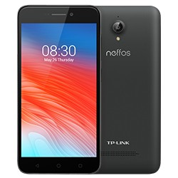 "Neffos - Y5 12,7 cm (5"") 2 GB 16 GB SIM doble 4G Negro 2130 mAh"