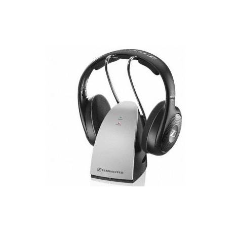Sennheiser - RS 120 II Negro, Plata Supraaural Diadema auricular