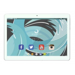 Brigmton - BTPC-1023OC4G-B tablet Mediatek MT6753 32 GB 3G 4G Blanco